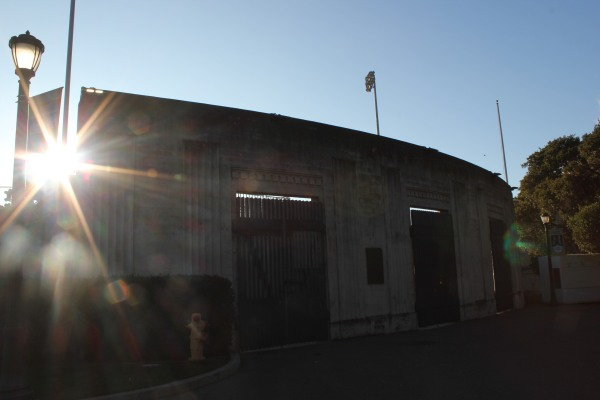 Evan's Field, home of Cal Baseball